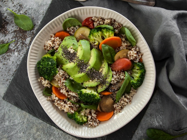 vegan quinoa recipes